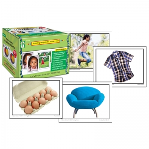 GR PK-K PHOTOGRAPHIC MATCHING  LEARNING CARDS