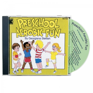 PRESCHOOL AEROBIC FUN CD AGES 3-6