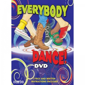 EVERYBODY DANCE DVD