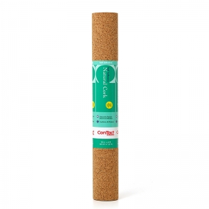 CONTACT ADHESIVE ROLL CORK 18X4