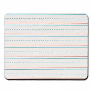 DRY ERASE SHEETS LINED REPLACEMENT  HANDWRITING 8/PACK