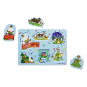 NURSERY RHYMES 2 SOUND PUZZLE  SING ALONG