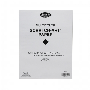 S ART PAPER MULTI 50 SHEETS