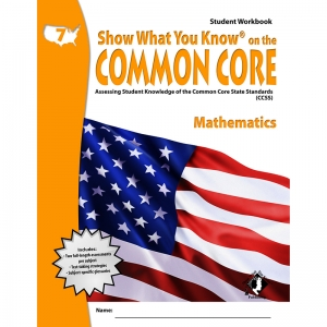 GR 7 STUDENT WORKBOOK MATHEMATICS  SHOW WHAT YOU KNOW ON THE COMMON