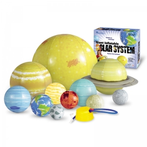 INFLATABLE SOLAR SYSTEM  DEMONSTRATION SET