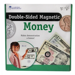 DOUBLE-SIDED MAGNETIC MONEY
