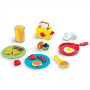 PRETEND & PLAY RISE & SHINE  BREAKFAST