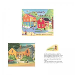 EVERYBODY COOKS RICE BOOK
