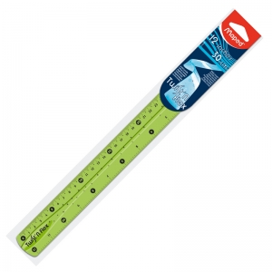TWIST N FLEX RULER 12IN / 30CM