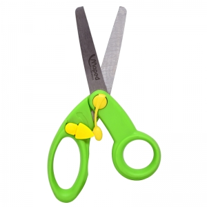 MAPED KOOPY SCISSORS 10PK SPRING  ASSISTED EDUCATIONAL 5IN CLASSPACK