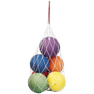 BALL CARRY NET BAG 4 MESH W/  DRAWSTRING 24 X 36