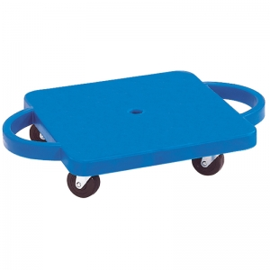 Plastic Scooter, Blue