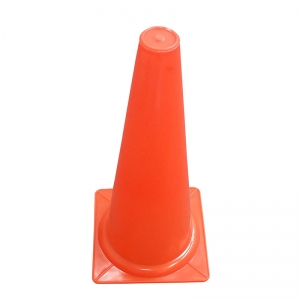 SAFETY CONE 15 INCH WITH BASE