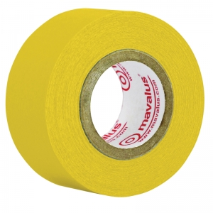 MAVALUS TAPE 1 X 9YD YELLOW