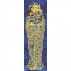 COLOSSAL POSTER EGYPTIAN MUMMY  GR 4-9& UP OVER 5-1/2 TALL