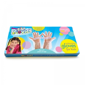 Glovies Multipurpose Disposable Gloves, 50 per Box