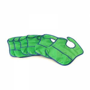 CRUMB CATCHER BIBS PACK OF 6