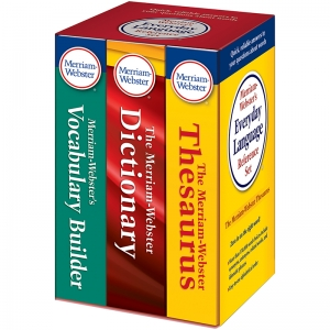 EVERYDAY LANGUAGE REFERENCE SET  MERRIAM WEBSTER