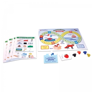 LANG ARTS LEARNING CNTRS BEGINNING  SOUNDS