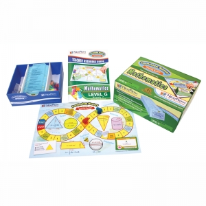 MASTERING MATH SKILLS GAMES CLASS  PACK GR 7