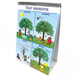 Early Childhood Science Readiness Flip Charts, Weather & Sky