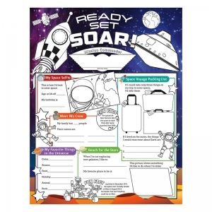 Fill Me In: Ready Set Soar, Pack of 32