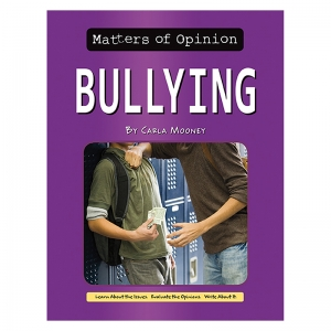 MATTERS OF OPINION BULLYING