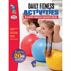 Daily Fitness Activities Grade 2-3