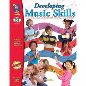 MUSIC IS FUN GR K-3