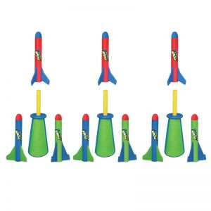 Blast Off Pop Rockets, 3 Sets
