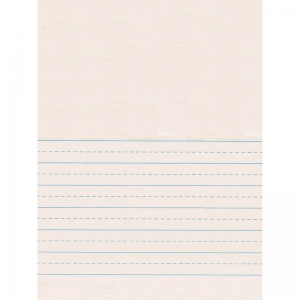 "Pacon Newsprint Handwriting Paper, Picture Story, 9"" x 12"", Ruled Short, 500 Sheets"