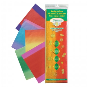 MADRAS TISSUE 12X18 ASSORTED 50SHTS