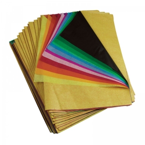 SPECTRA TISSUE 12 COLOR ASST 20X30  480 SHEETS