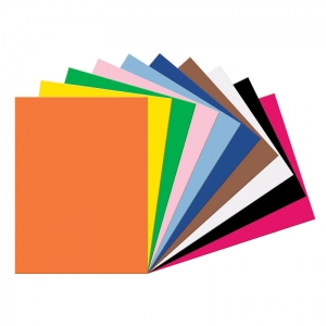 TRU RAY CONSTRUCTION PAPER 9X12  BULK ASSORTMENT