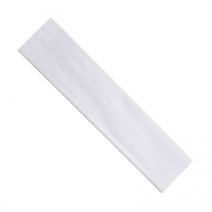 "Creativity Street Crepe Paper, White, 20"" x 7-1/2', 1 Sheet"