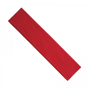 "Creativity Street Crepe Paper, Red, 20"" x 7-1/2', 1 Sheet"