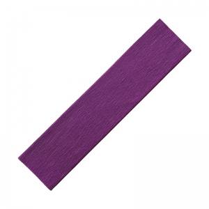 "Creativity Street Crepe Paper, Purple, 20"" x 7-1/2', 1 Sheet"