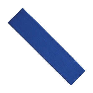 "Creativity Street Crepe Paper, Blue, 20"" x 7-1/2', 1 Sheet"