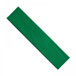 "Creativity Street Crepe Paper, Green, 20"" x 7-1/2', 1 Sheet"