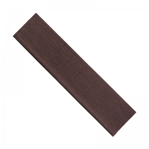 "Creativity Street Crepe Paper, Brown, 20"" x 7-1/2', 1 Sheet"