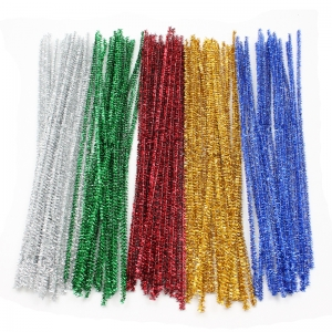 "Creativity Street Jumbo Stems Classroom Pack, Assorted Colors, 6"" x 6 mm, 1000 Pieces"