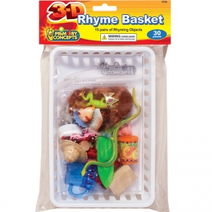 3D RHYME BASKET