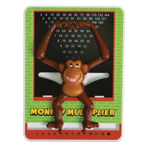 Monkey Multiplier Calculator