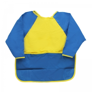 KINDER SMOCKS LONG SLEEVES AGES 2-3  W/ POCKET