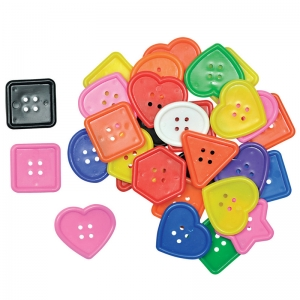 REALLY BIG BUTTONS 60/PKG.