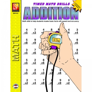 TIMED MATH DRILLS ADDITION