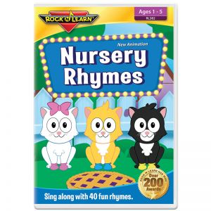 Nursrey Rhymes DVD