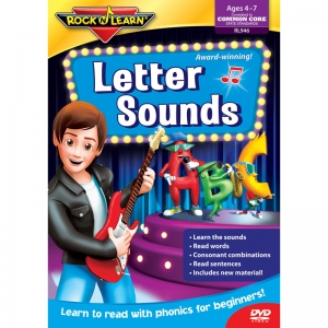 LETTER SOUNDS DVD