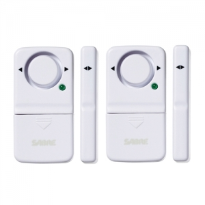 (2 PK) 2PK DOOR OR WINDOW ALARM
