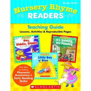 NURSERY RHYME READERS